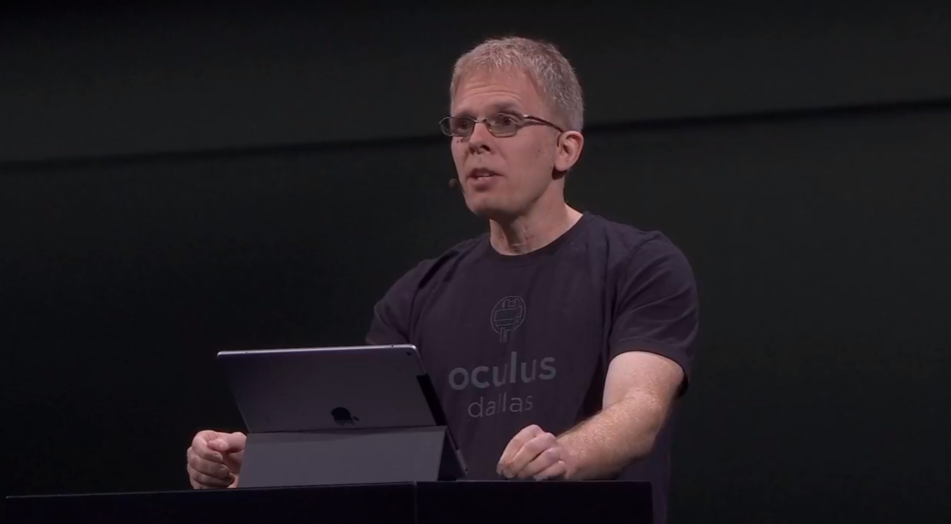 Oculus CTO Carmack plans microSD and low-power support for Go, more
