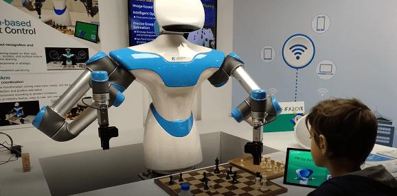 ITRI robotics