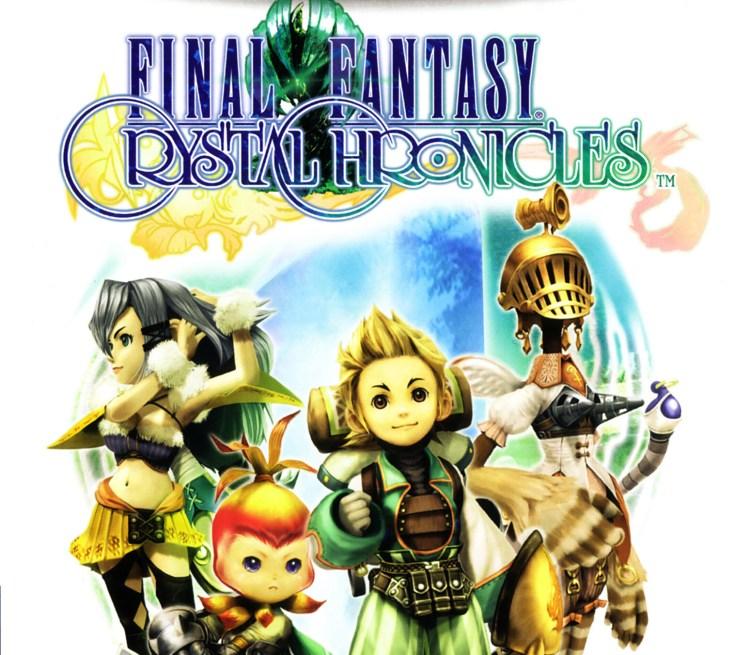 Final Fantasy Crystal Chronicles.