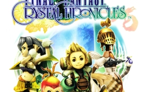 Final Fantasy Crystal Chronicles.