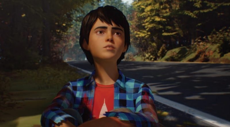 Daniel can get into trouble in Life is Strange 2.