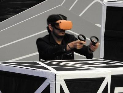 Oculus Quest tracking is 'indoor-only' | VentureBeat