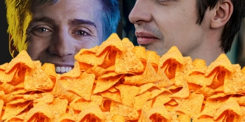 Ninja won't stream with women, but he will stream with Doritos
