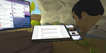 Dream launches online VR collaboration and productivity tool