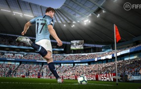 FIFA 19's animations look smoother than its predecessor on Switch.