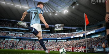 FIFA 19 on Switch is a graphics upgrade over FIFA 18
