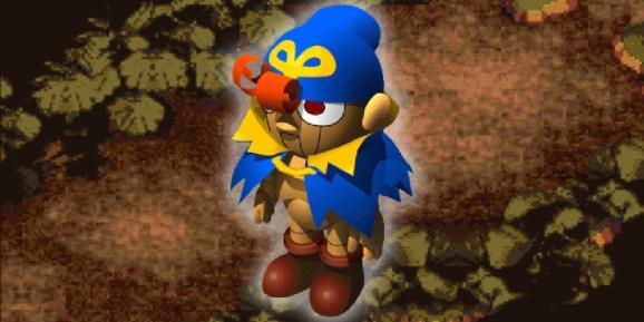Geno from Super Mario RPG.