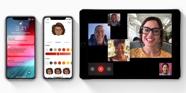 Apple: Group FaceTime