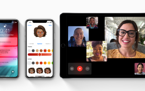 Apple: Group FaceTime
