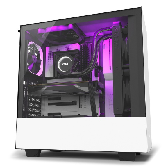 NZXT begins building and shipping PCs to Canadians.