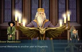 Time flies at Hogwarts.