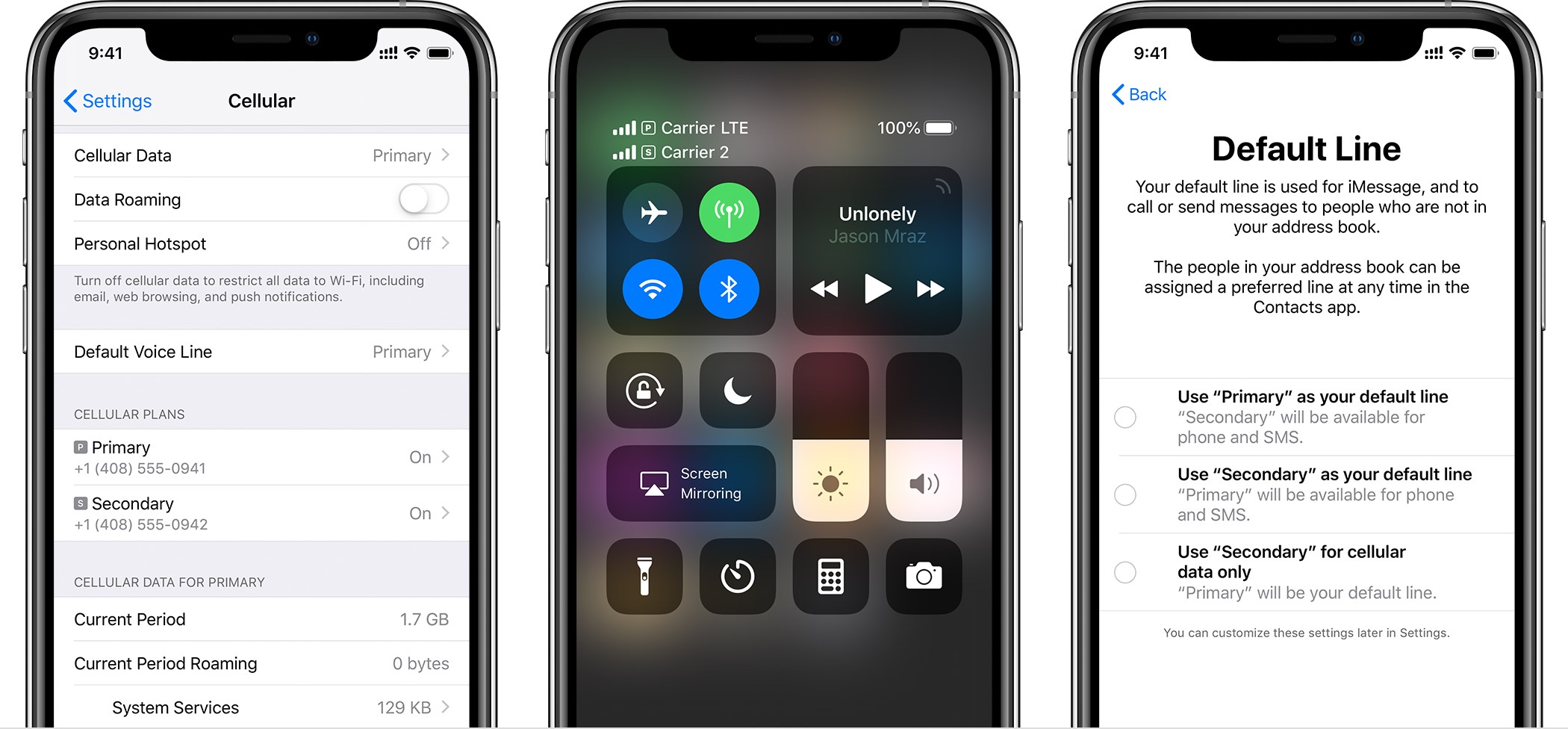 photo image Apple details iPhone XS dual SIM support, 'coming later this year'