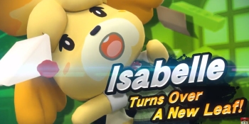 Animal Crossing's Isabelle joins Super Smash Bros. Ultimate