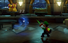 Luigi's Mansion 3.