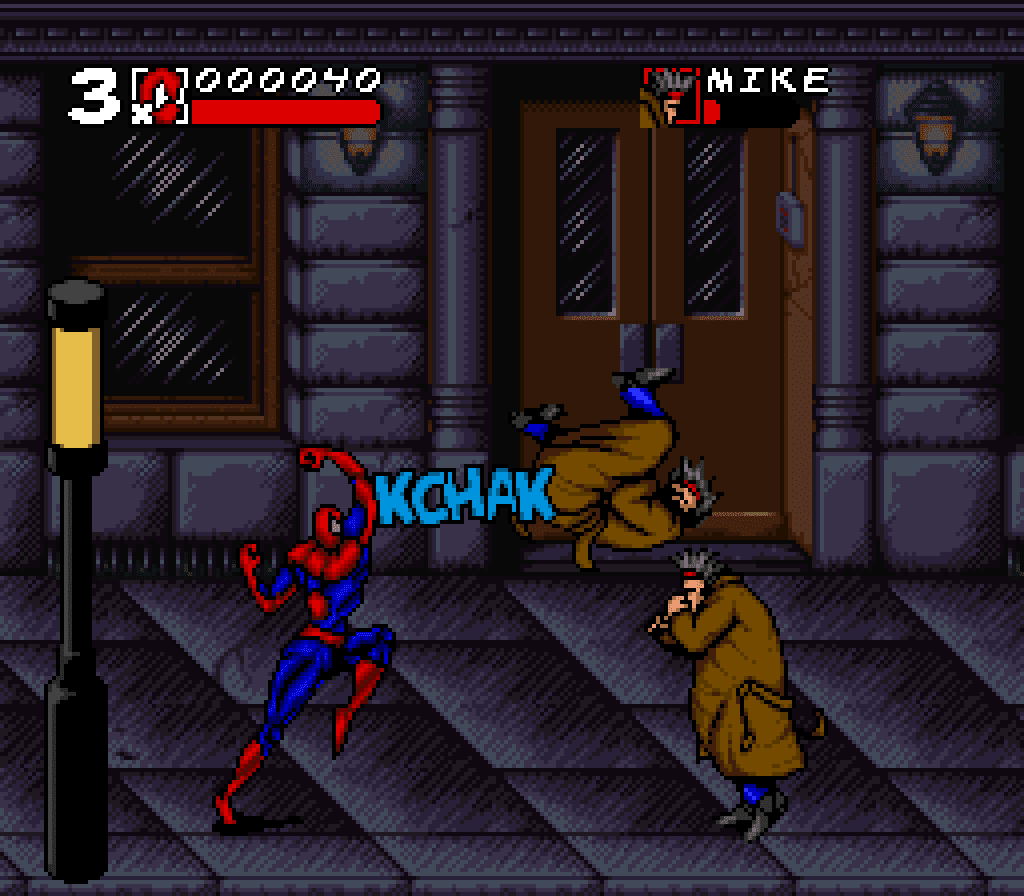 the retrobeat maximum carnage aka spider man and venom s buddy