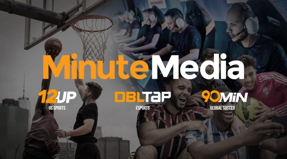Minute Media is a publishing platform for sports, esports, and other media.