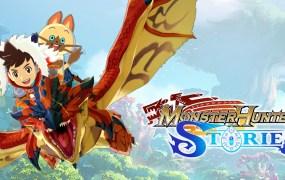 Monster Hunter Stories.