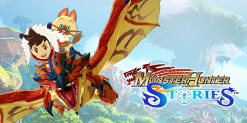 Monster Hunter Stories.