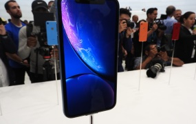 The iPhone Xr