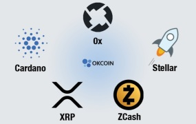 OKCoin is listing five cryptocurrencies on its digital asset exchange.
