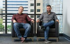 Gremlin cofounders Kolton (left) and Matthew