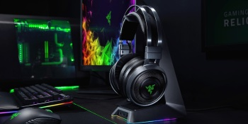 Razer's Nari Ultimate wireless gaming headset pounds your ears with haptic touch