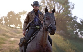 Arthur Morgan is the main character of Red Dead Redemption 2.