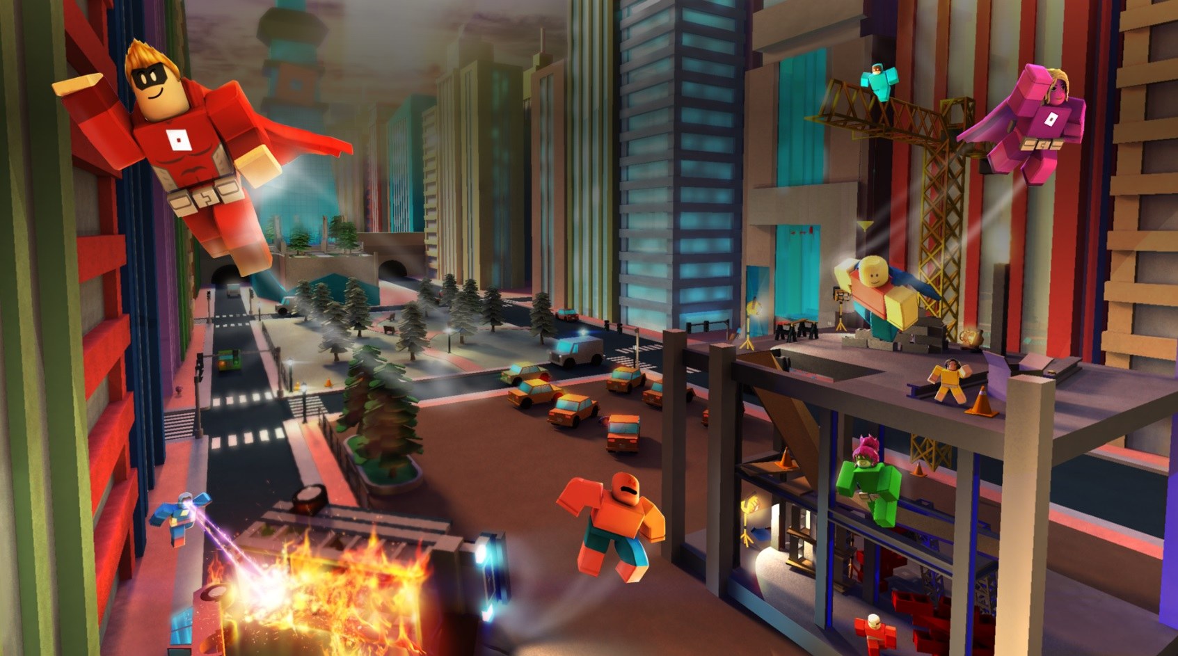 Roblox Raises 150 Million As Its User Created Game World Surpasses