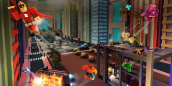 Roblox raises $150 million as its user-created game world surpasses 70 million players