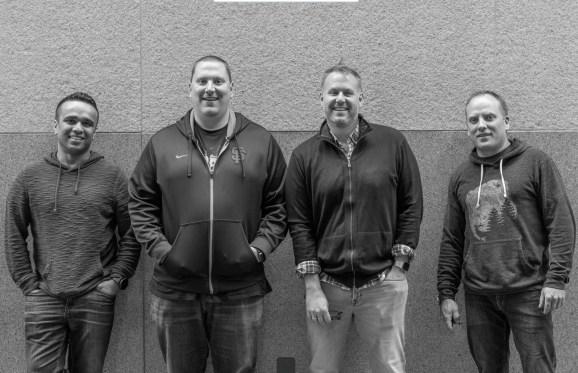 Rogue's founding team.