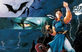 Rondo of Blood.