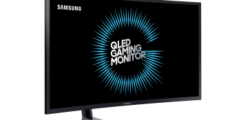 Samsung CJG5 drops HDR and frame syncing. Instead, it just focuses on having a great display.