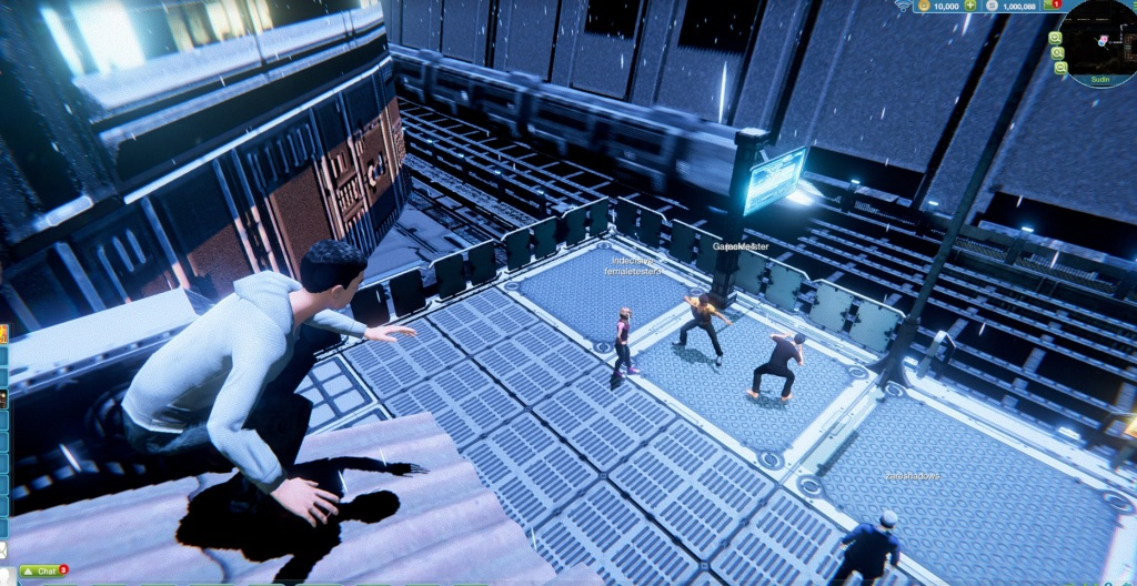 Sinespace teams up with Unity to sell do-it-yourself virtual