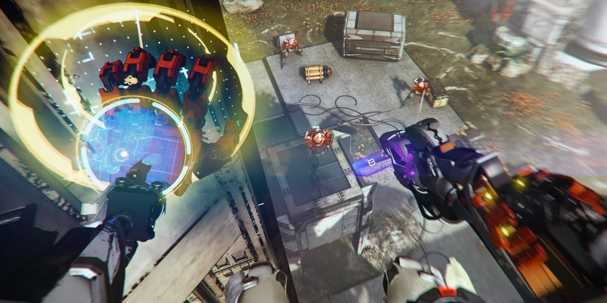 Insomniac's Stormland is its fourth VR title.