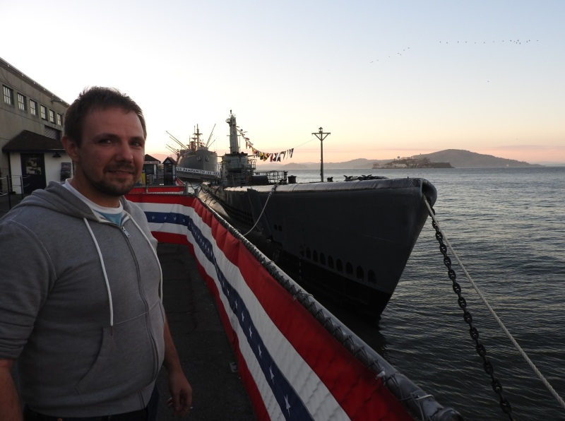 Alexander Nikolaev is publishing director at World of Warships North America.
