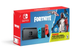 The Switch Fortnite bundle.