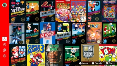 Nintendo Switch Online S Nes Games Are Getting A Rewind Feature