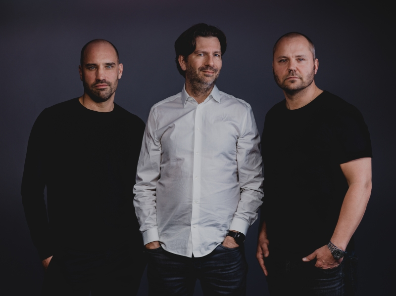 Soundtrack Your Brand co-founders (l to r):