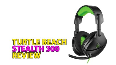 Turtle Beach Stealth 300 review -- Charge! | VentureBeat