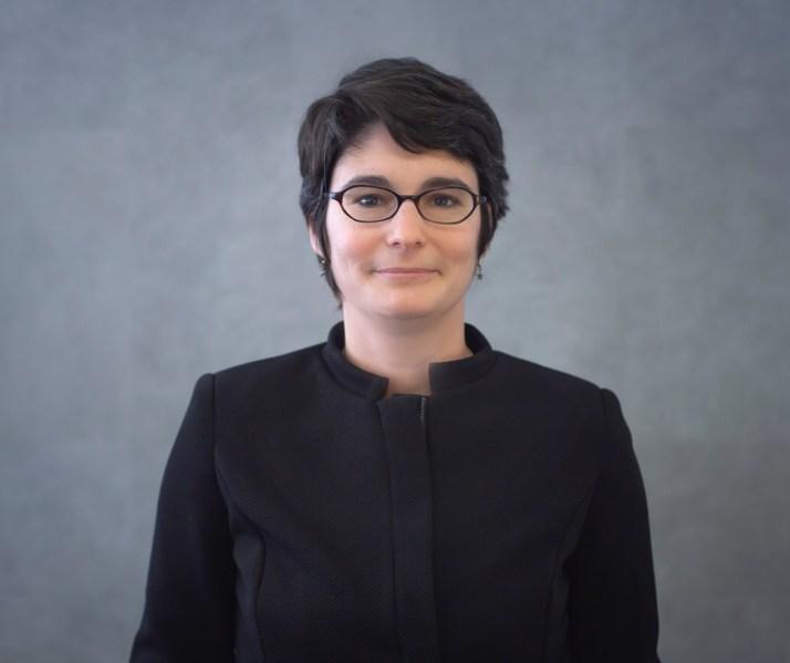 Ubisoft's Catherine Seys is startup program director of the Strategic Innovation Lab at Ubisoft.