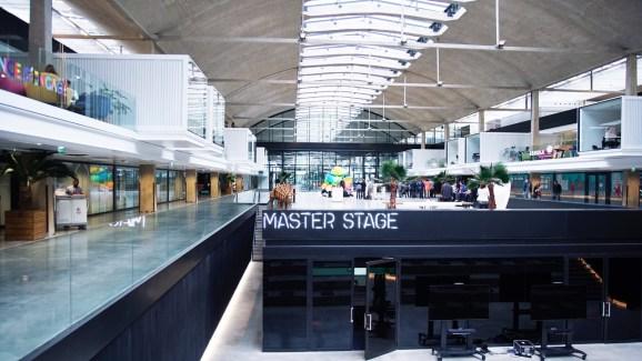 Ubisoft Station F is a startup hub.