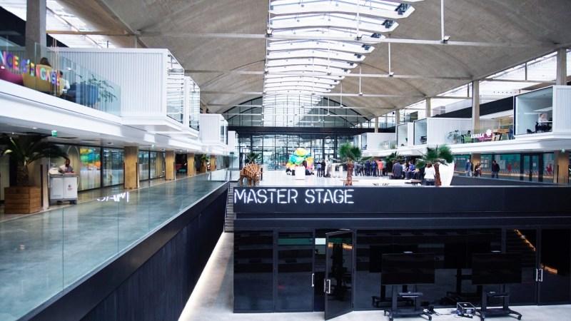 Ubisoft Station F is a starter hub.