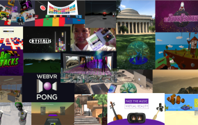 Global WebXR Hackathon 2018