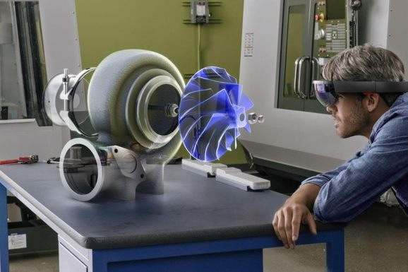 Microsoft Hololens for design
