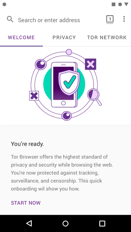 Tor gets its first official mobile browser | VentureBeat