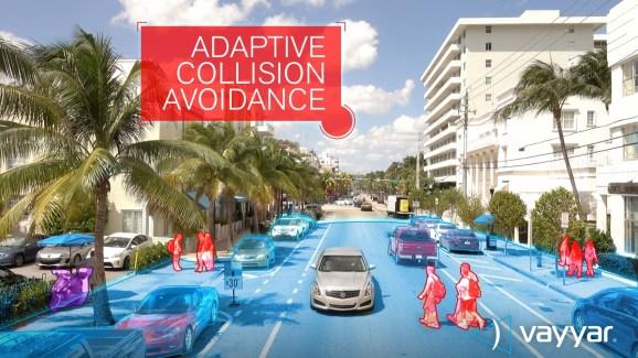Vayyar's radio sensors can help with car safety.