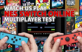 We tried out the NES games on Switch. It works.
