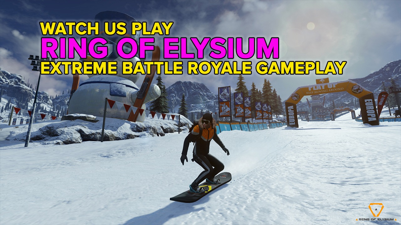 Ring of Elysium is better than Call of Duty: Blackout | VentureBeat