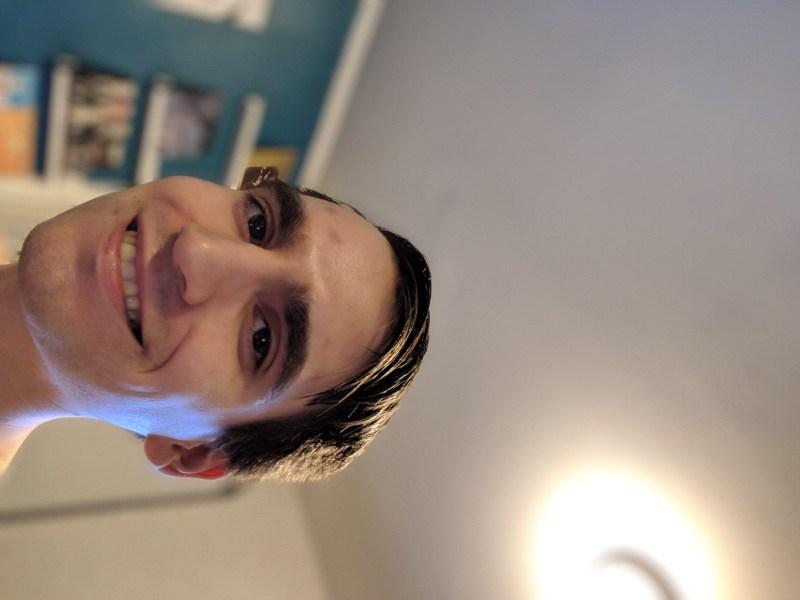 Google Pixel 3 XL Portrait Mode