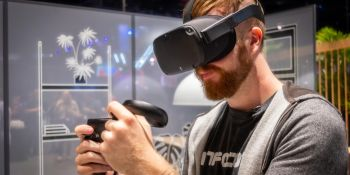 """In 2018, VR stopped """"having potential"""" and started being real"""